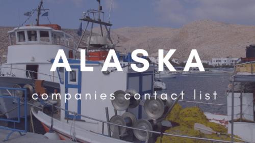Alaska B2B Email Contact Lists